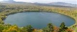 龙岗火山区玛珥湖