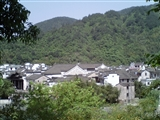 黄山(宏村、情人谷、绩溪)2009-4-25