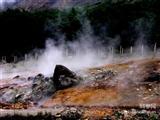 长白山火山地貌