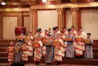 我的学生在维也纳金色大厅唱诵唐诗和儒学