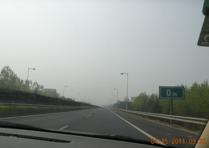 青岛到南京高速