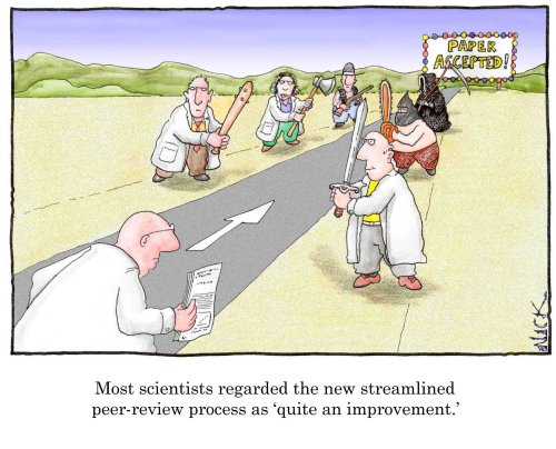 """... ?,登科先生???写了一篇博文""""?委会自己?稿,算不算peer review"""",由于 ..."""