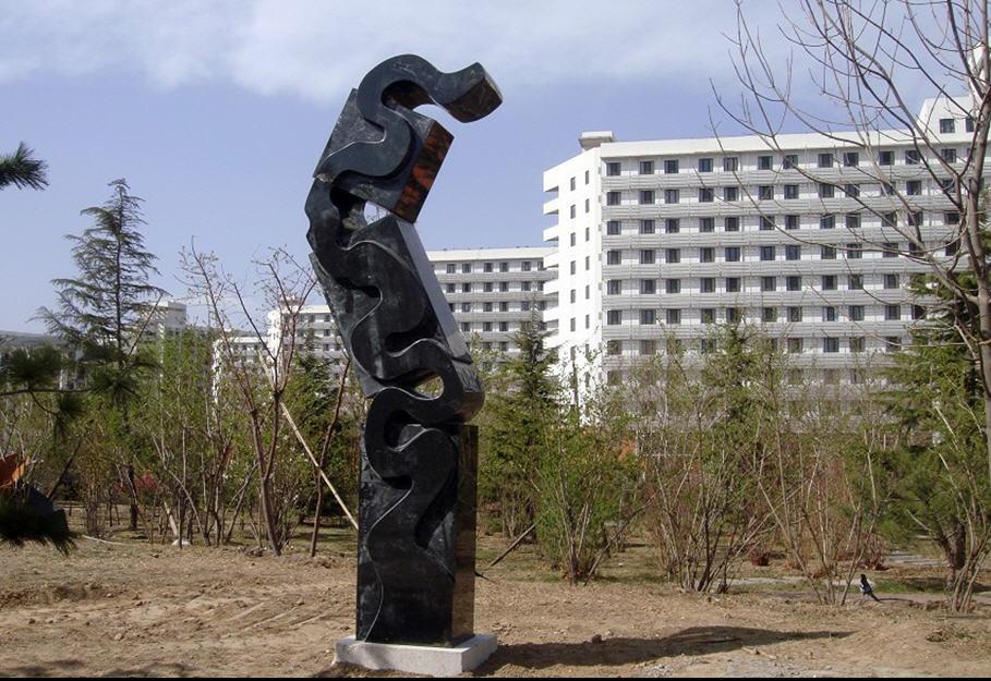 """国际校园雕塑大展"""""""