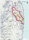 福岛第一核电站核泄漏影响范围的评估