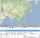 地震时空探秘20110520