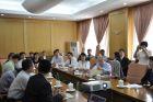 5月11日: 科学出版社组织的SCI选刊会及中科院出版委组织的交流