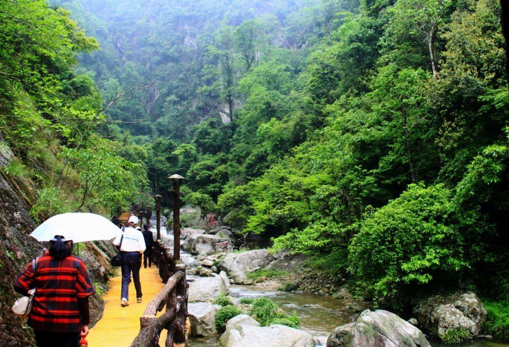 科学网—湖南炎陵的神农谷与炎帝陵