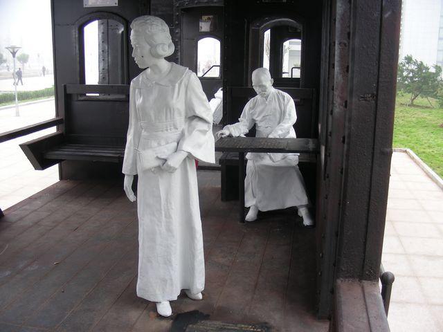 原创:北戴河新火车站  - 小小蜡烛 - 小小蜡烛