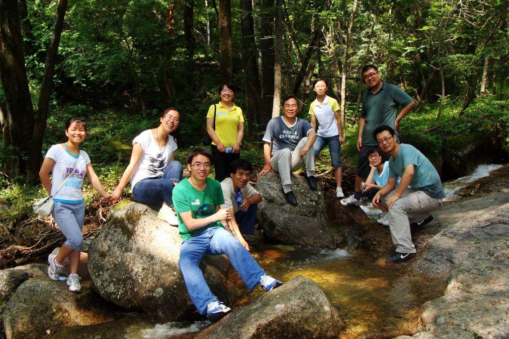 野生动物标本馆,褐马鸡保护区,八道沟原始森林,最后项目是庞泉沟漂流.
