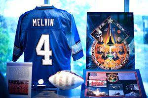 运动员 职业 美式足球 宇航员 nasa/从美式足球职业运动员到NASA宇航员