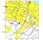 安庆-九江今年三次地震是郯庐地震带啥属性的活动?