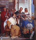 伽利略拍马屁