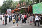 华南植物园国庆活动精彩纷呈迎八方游客