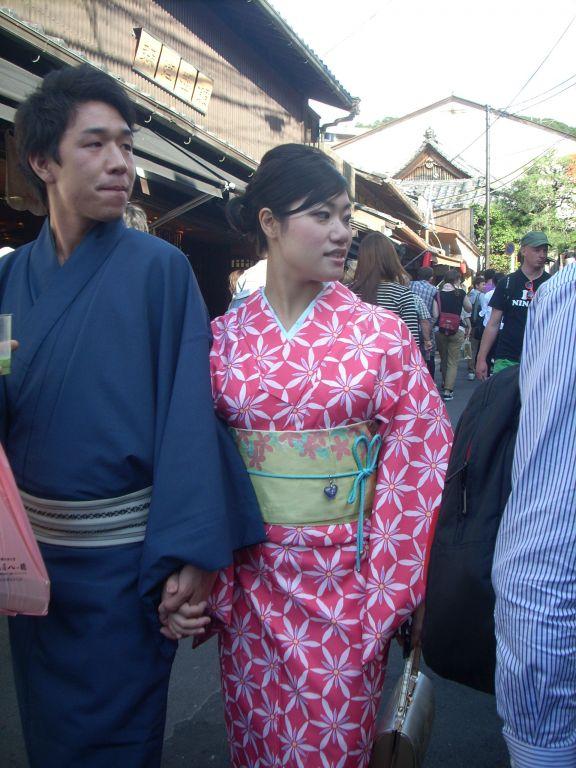 科学网―【日本游记】那些穿和服的日本女子