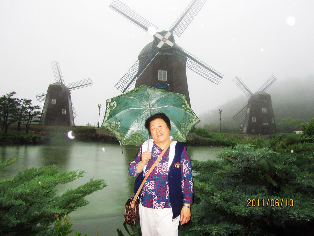 旅游景点—济州岛旅游
