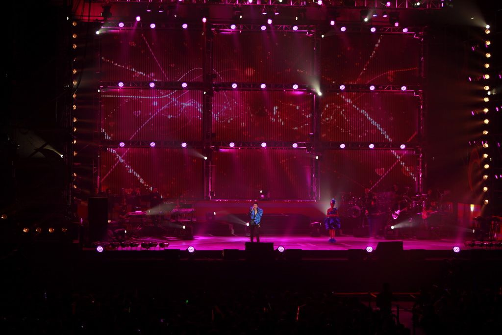 hg摄影作品49 2011年11月12日 凤凰传奇北京演唱会