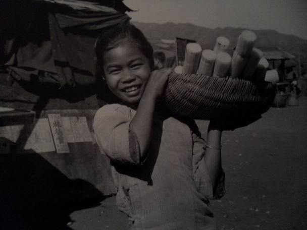 被美国大学和机构收藏的中国老照片 - 沙漠夜横笛 - 沙漠夜横笛