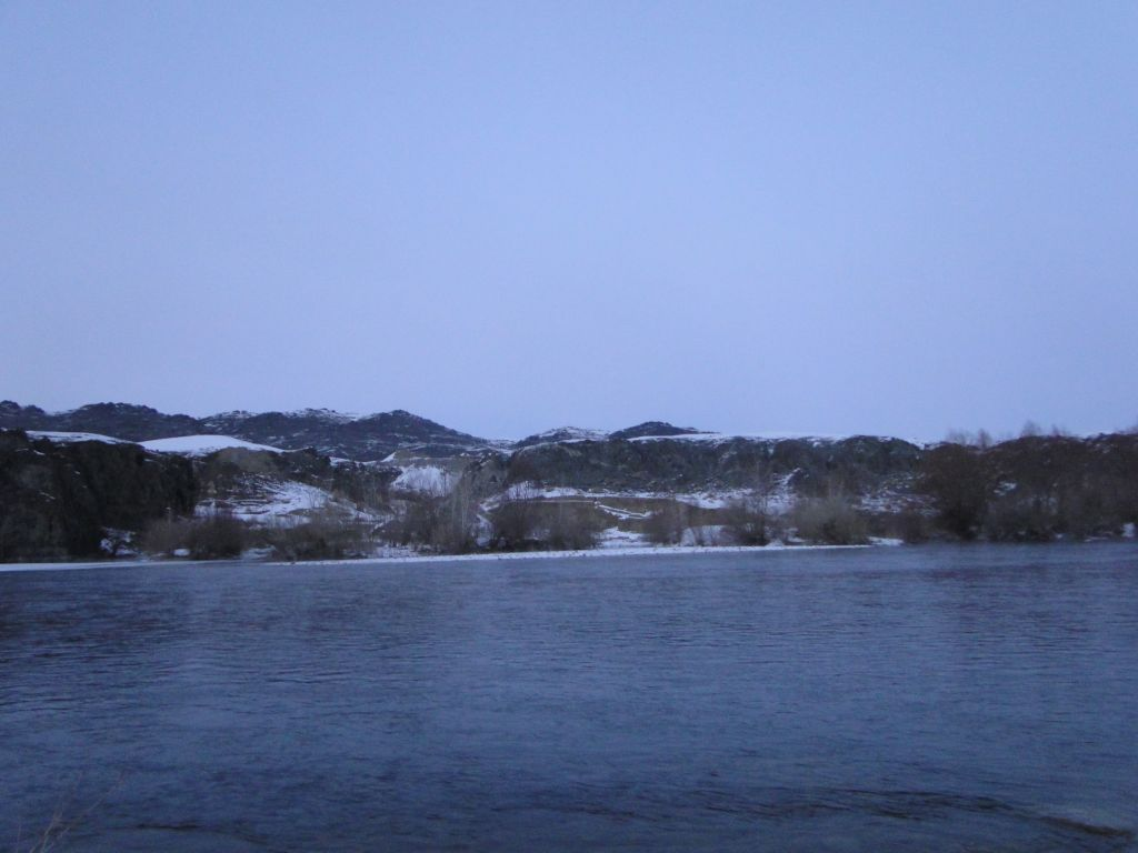 额尔齐斯河夕照1200