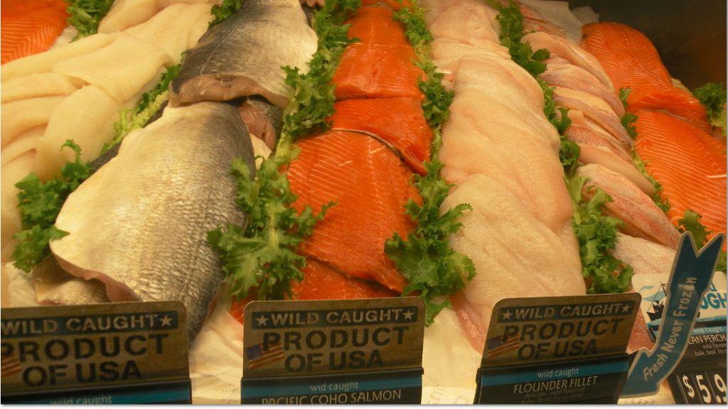 科学网 请看纽约威郡和康州丹伯里地区的鱼和海鲜价 2011年下半年 黄安年的博文