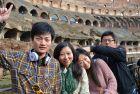 Eat, Play, Pray & Love in Italy.(Love) 2011/12/26-2012/01/06