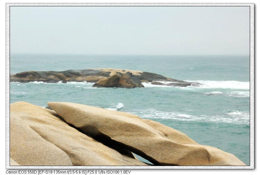 大东海,天涯海角,孰不知海南像海南文昌石头公园这样美得天然,大气的