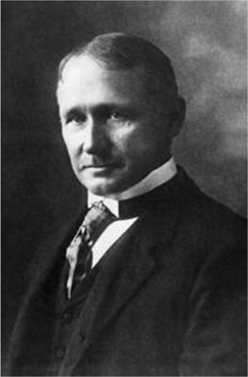 科学管理之父 弗雷德里克.泰勒