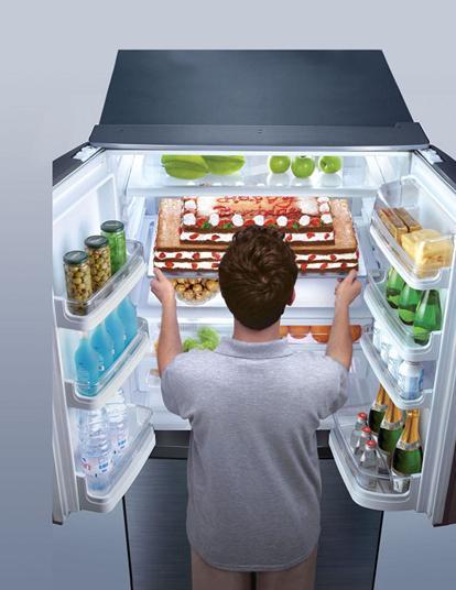 【科普】冰箱里食物能放多久? - 月  月 - 阳光月月《万网搜索》