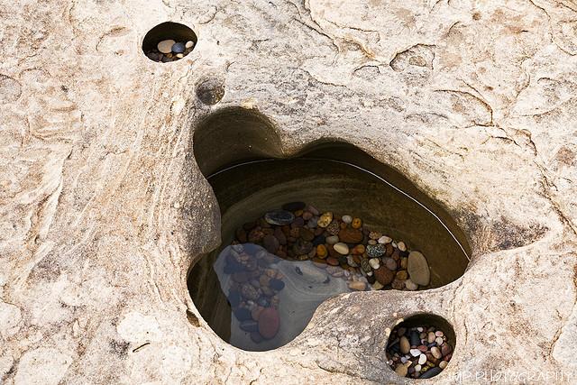 """这是壶穴,不是""""蹄窝"""" - 探矿者           - Prospector blog"""