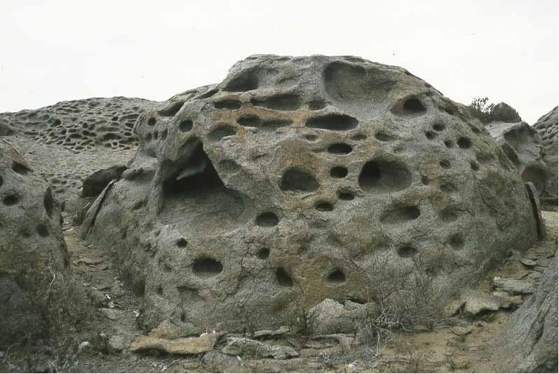 """形成石头""""酒窝""""的机理 - 探矿者           - Prospector blog"""