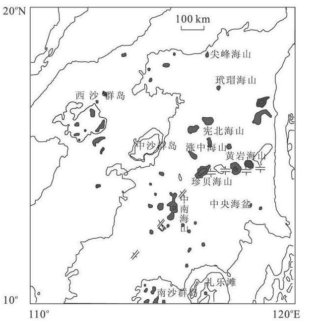 黄岩岛-中国大陆边缘活化的产物 - 探矿者           - Prospector blog