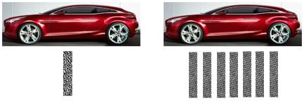 铁基金属玻璃只需要1根支起小汽车