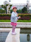 """王语轻成长纪事之2012.06.11——买魔法棒""""将来人变没有"""""""