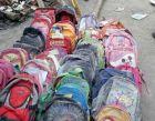 救出来的书包 — 写给逝去的孩子