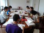2012夏季期末阅卷(四):6月29日下午阅卷合影