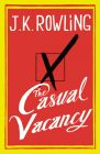 J. K. Rowling 新书《The Casual Vacancy》即将发行
