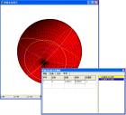 球面剖切圆的绘图算法问题(已解决,附程序下载)