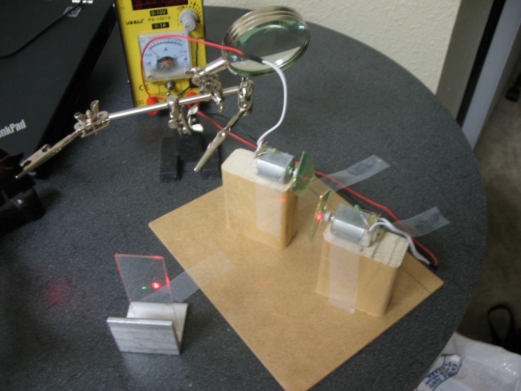 一个可调直流稳压电源