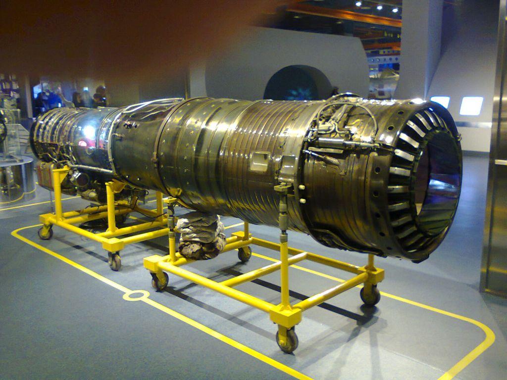 【殿堂级】微型涡喷发动机制作经验总结(原型机GR180) - 油动...