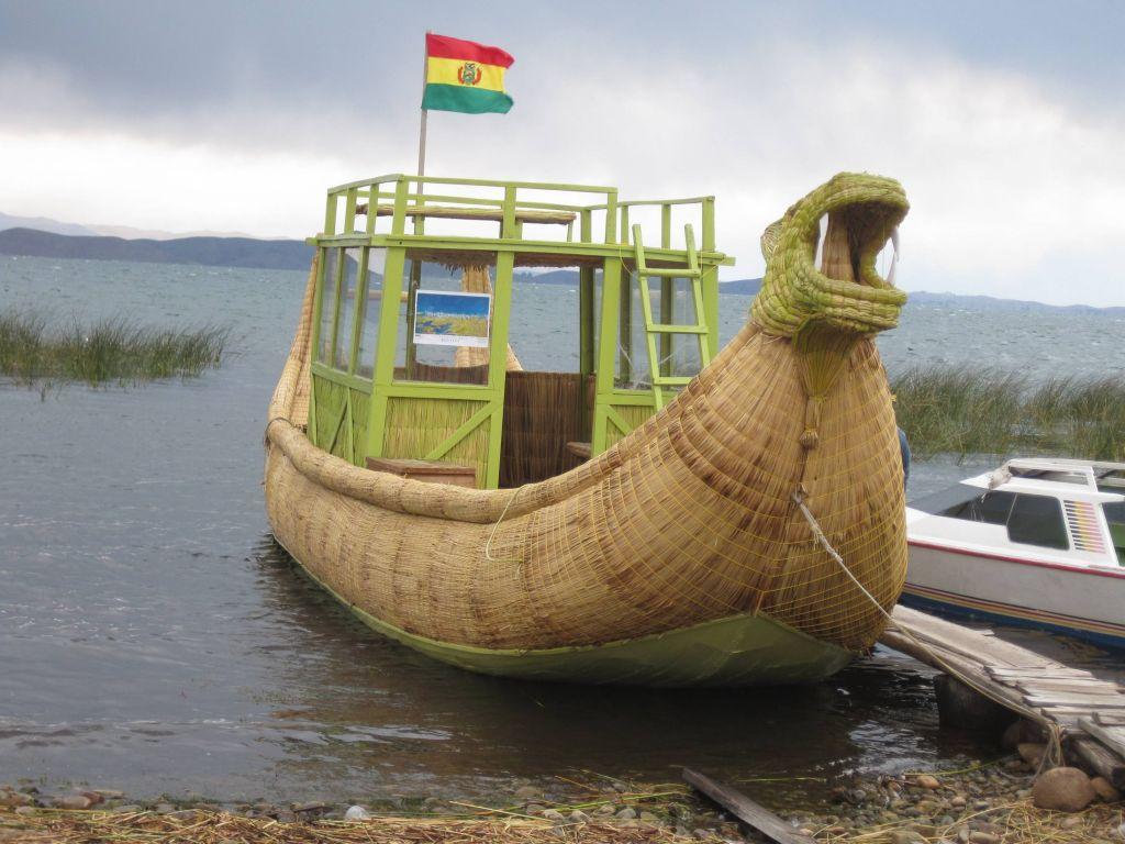 拉丁美洲玻利维亚之生态印象 - 蒋高明 - 蒋高明的博客