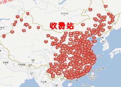 麦当劳分布画出美国地图,中国网友表示压力不大