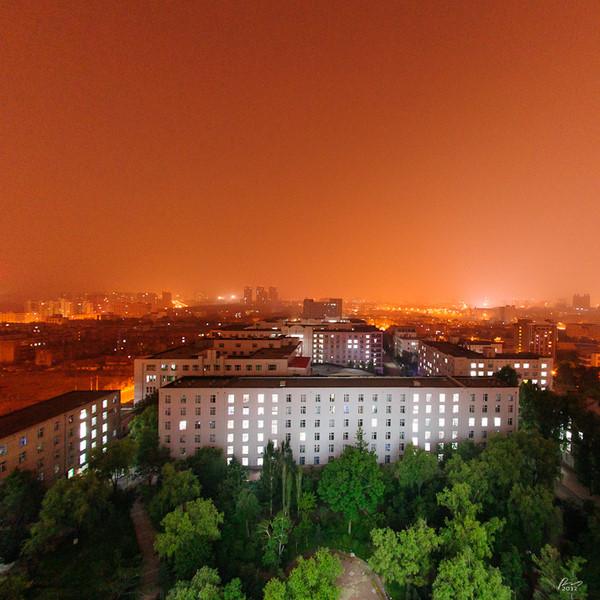 全世界占地面积最大个儿的东北林业大学,呵呵-从俺校看冰城