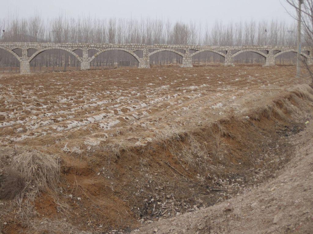 当年创造辉煌的农田水利设施惨遭废弃 - 蒋高明 - 蒋高明的博客