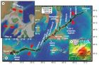 周怀阳等发现海底奇观:马里安隆起地壳很薄至无?