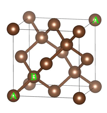金刚石分子结构