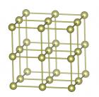 [晶体结构系列科普之一] 理解金刚石结构与闪锌矿结构