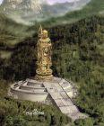 那随处可见的被供奉的地藏王菩萨