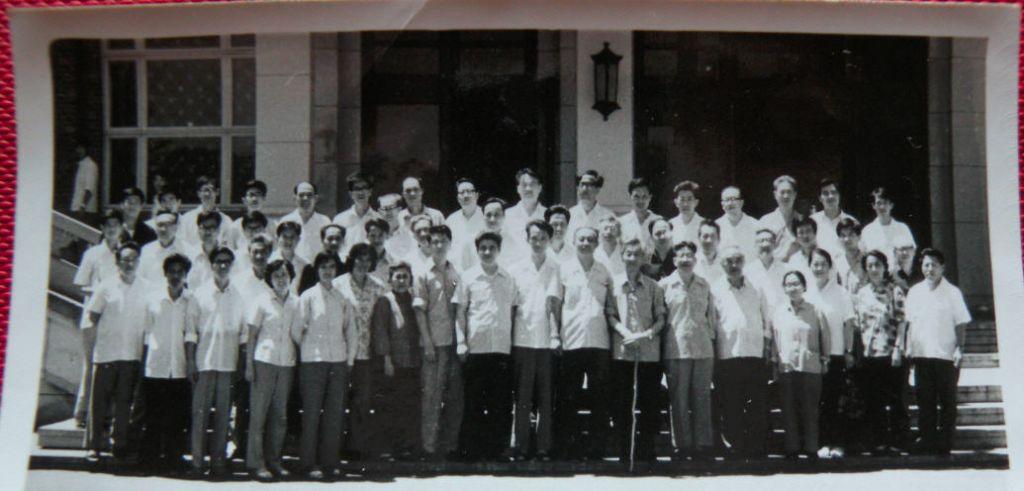 梦学术讨论会 1982年7月于大连 部分照片图片