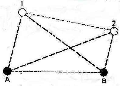 分子间氢键空间结构图