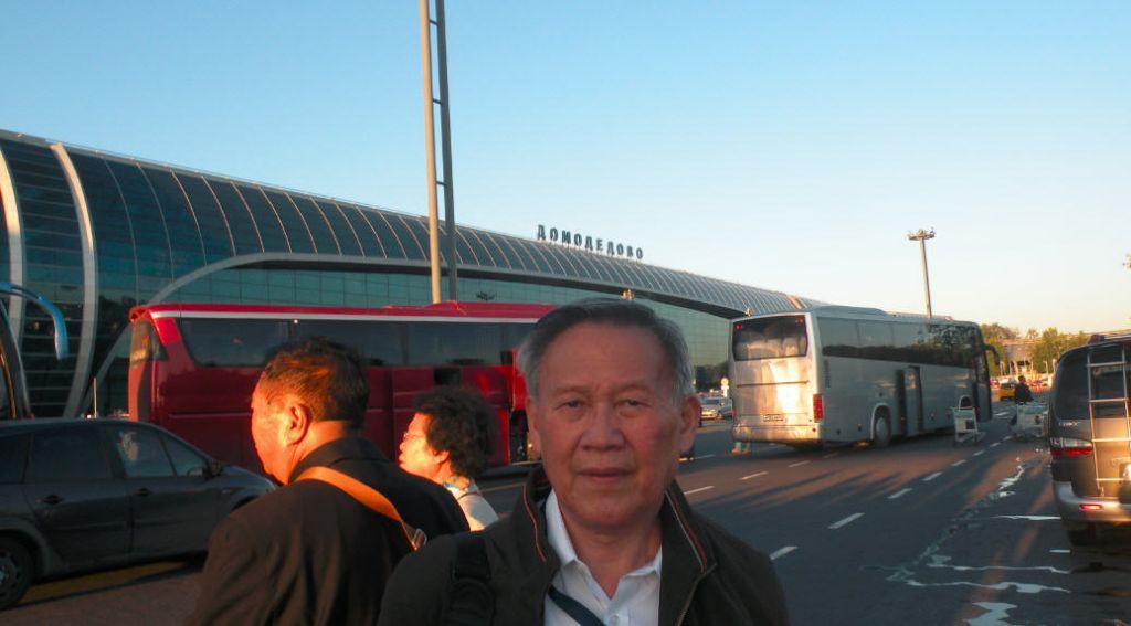 科学网—un8888航班北京--莫斯科行(6月21日)