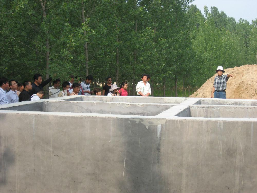《生态农场纪实》连载之四十三:沼气池的故事 - 蒋高明 - 蒋高明的博客